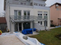 Terrassenüberdachung Sersheim 1