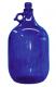 Henkelflasche, blau, 2 Liter - 1 Stück